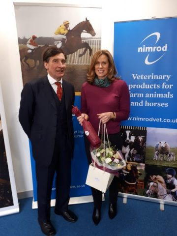 Allison Morgan-celebrating 10 years at Nimrod