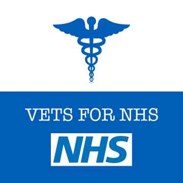 Vets for NHS Logo